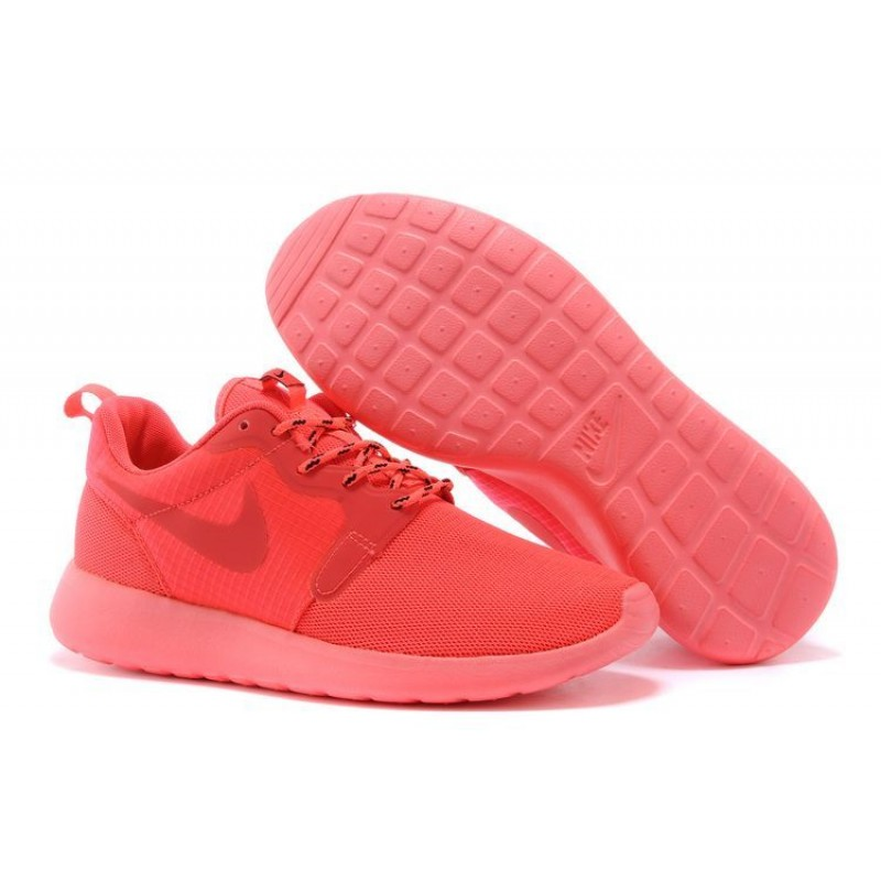 release date mens nike roshe run hyp all pink d98a6 69e98