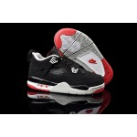 Nike Air Jordans 4 Shoes Kids