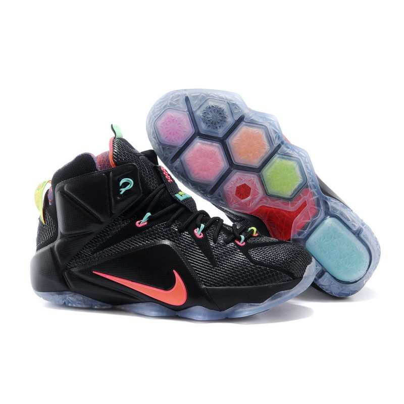 new product 44d2b a51c6 ... Lebron 12 Data unboxing w on feet and multiple looks - YouTube  Nike  LeBron James XII Edition . ...