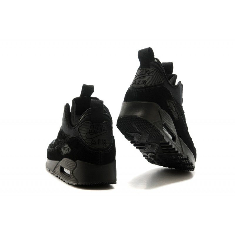 Nike Air Max 90 Sneakerboots Prm Undeafted Men Black