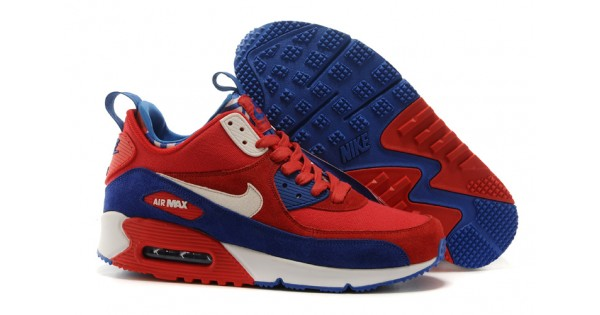 Nike Air Max 90 Sneaker Boots Prm Undefeated Mns