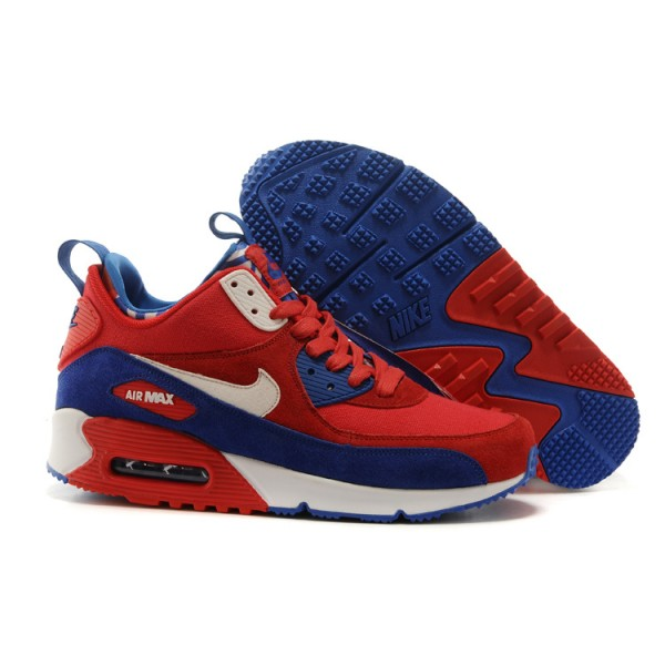 brand new 702d2 d5d08 Nike Air Max 90 Sneaker Boots Prm Undefeated Mns