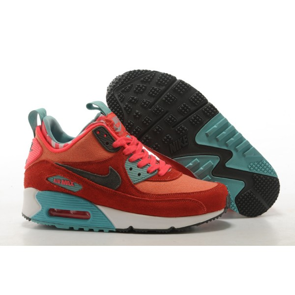 great fit 1c4ec 7d42d Nike Air Max 90 Sneaker Boots Women s