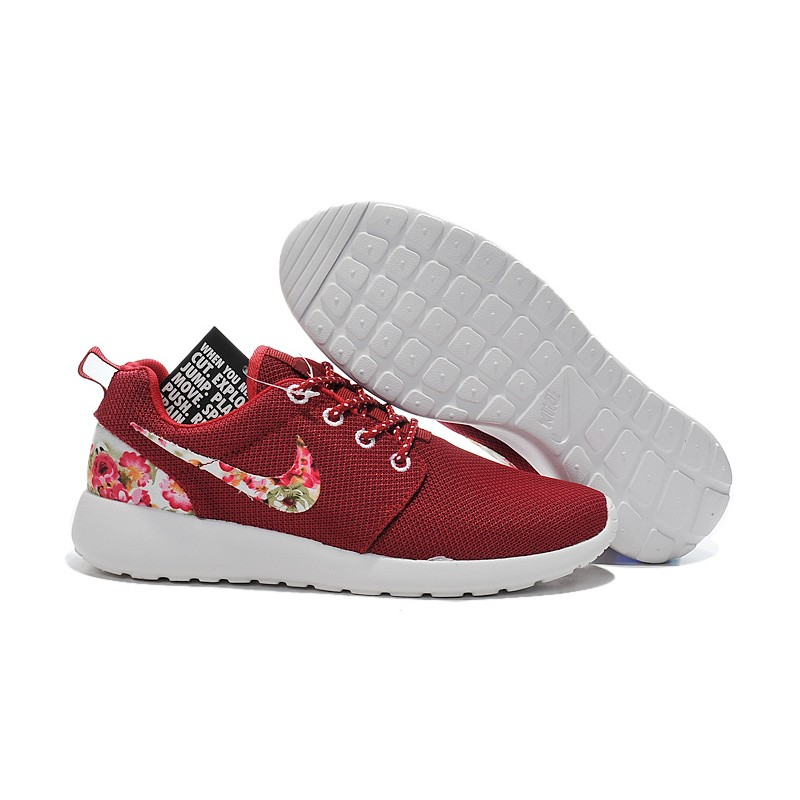 best service fa19a f1b36 Nike Roshe Run Shoes Print Men's