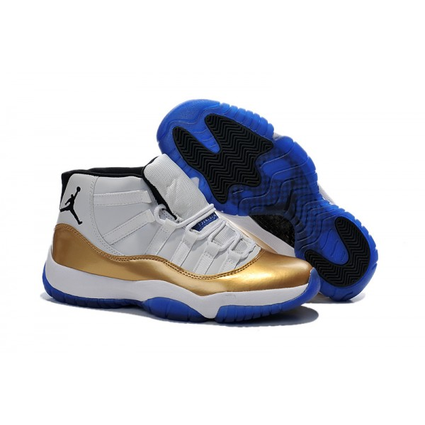 2909dc2d74c6 Nike Air Jordans 11 Retro High Golden