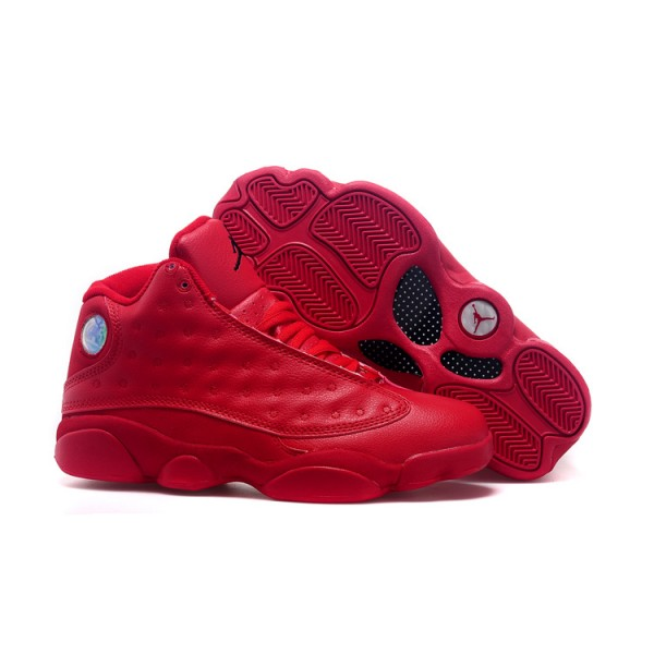 premium selection 02baa 0e6a4 Nike Air Jordans 13 All Red Nike