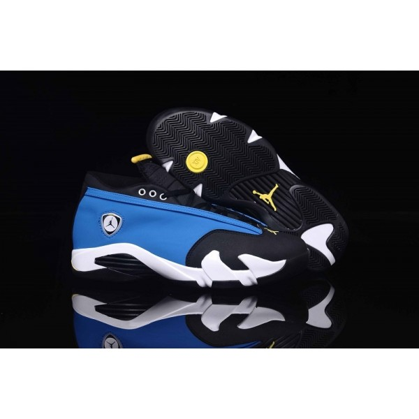 Nike Air Jordans 14 Ferrari Blue