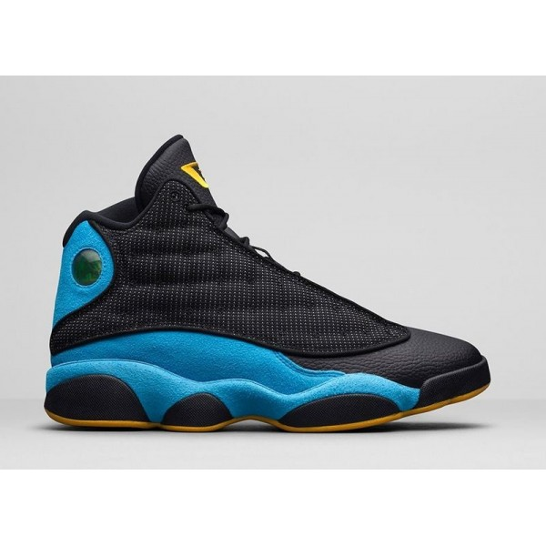 3e3c3d6f8 Nike Air Jordans 13 Retro Cp Pe Black   Blue