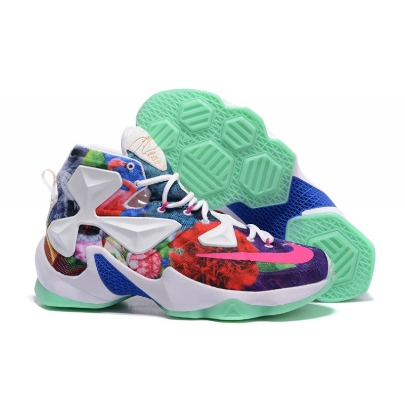 new product f960c 5220f Nike LeBron James 13 Special Medal Limited
