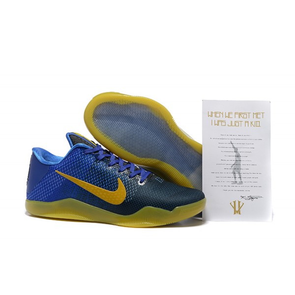 hot sales e2e91 a0089 Nike Kobe Bryant 11 Mens Shoes With Cards