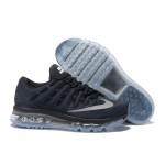 Nike Air Max 2016 Black / Silver Men's shoes