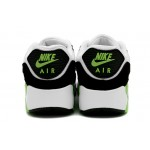 Nike Air Max 90 Men's Shoes White / Black / Green