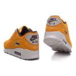Nike Air Max 90 Suede Yellow / White