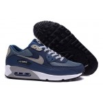 Nike Air Max 90 Shoes Blue / White
