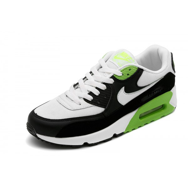 Nike Air Max 90 Women's White Black Green
