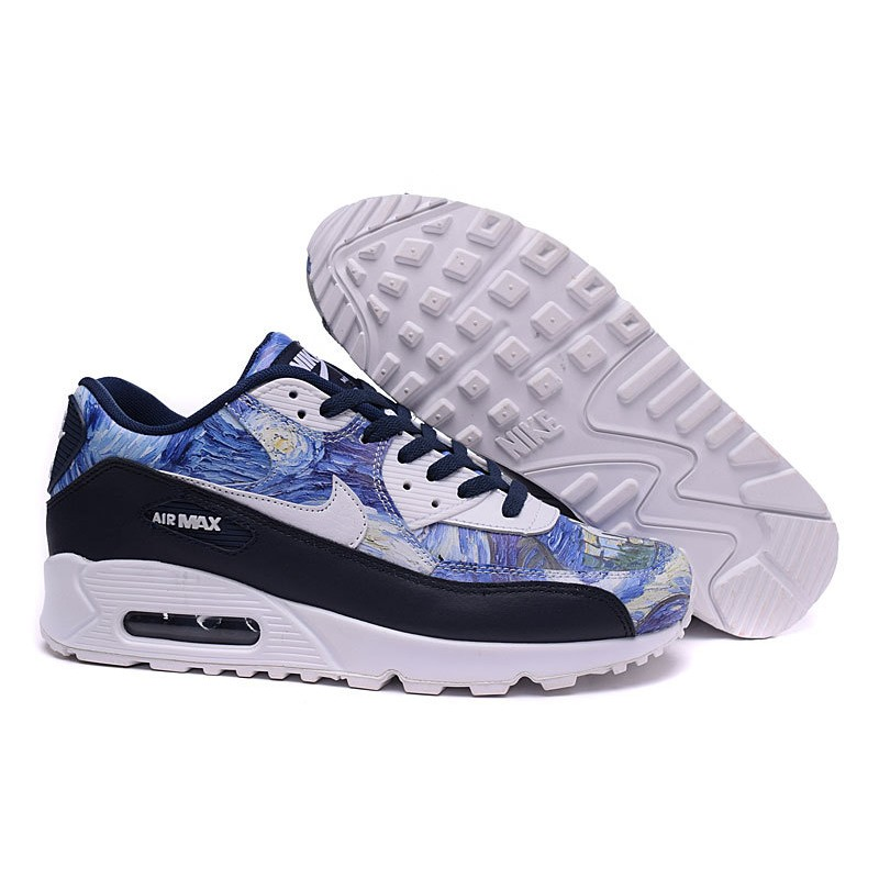 Nike Air Max 90 Men's Shoes Graffiti Summer