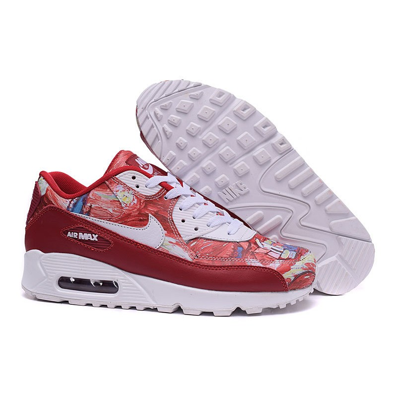 maximizar excitación Escudero  Nike Air Max 90 Men's Shoes Graffiti Winter